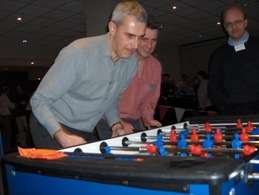 Pub Table Football and other Giant Games to hire